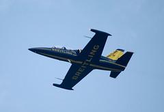 2009.06 Reims - Centenaire de l'aviation - Patrouile Breitling