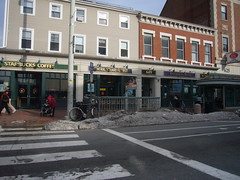 Former Location of Cheap-O Records (p.129)