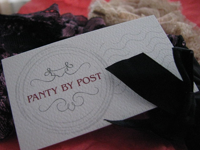 Panty by Post