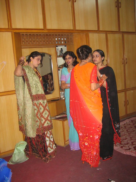 Pakistan Wedding ceremony Nov 2006 016 by umrayya