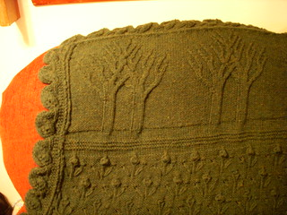 tree of life afghan trees