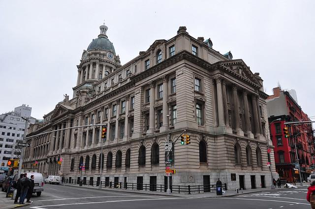 Old NYPD Headquarters - RobNYCity