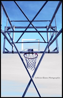Basketball is a geometry