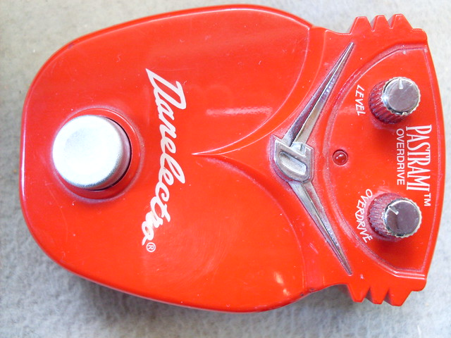 Photo:Danelectro Pastrami Overdrive By Roadside Guitars