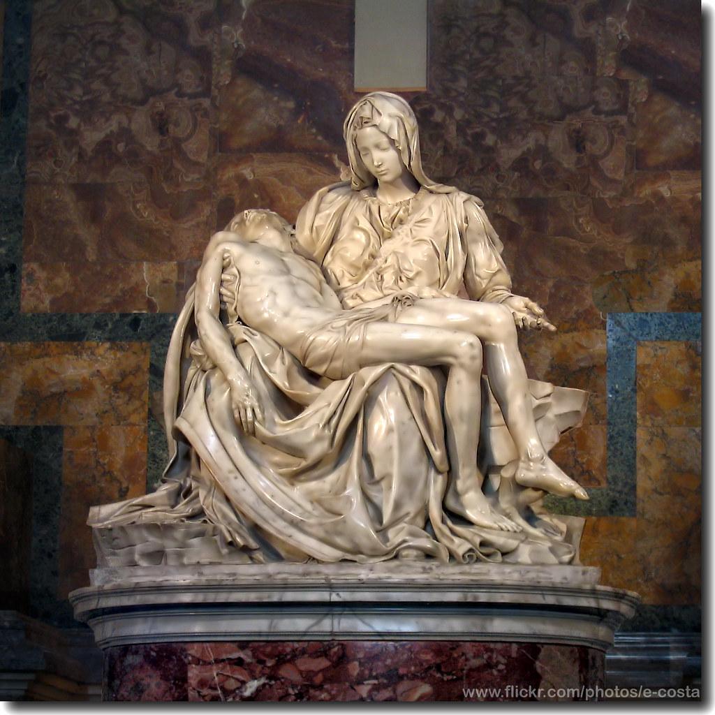 Michelangelo Buonarroti Pieta Pieta Michelangelo
