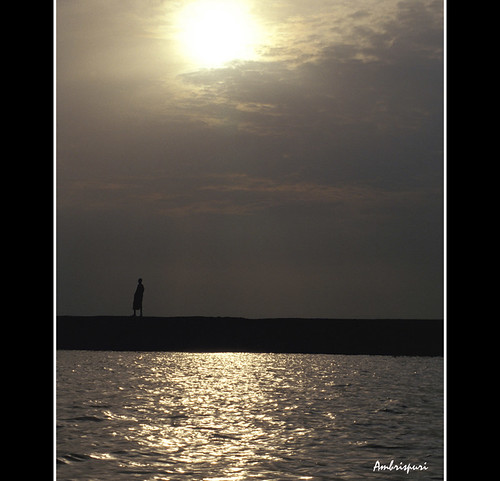 africa reflection water sunrise agua amanecer reflejo mali ríoníger ambrispuri
