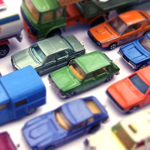 Traffic jam excercise