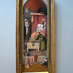 Death and the Miser by Bosch