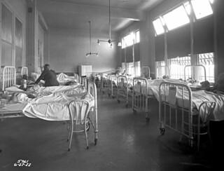 City Hospital, 1922