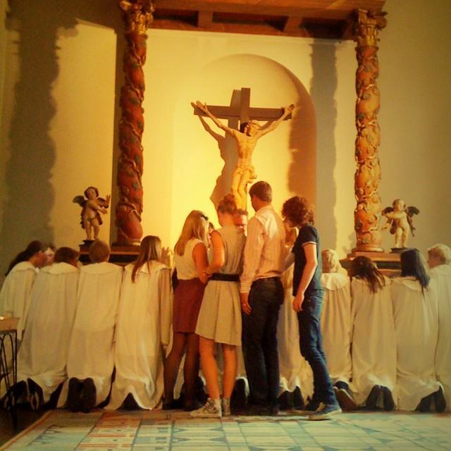Bön för konfirmander
