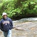 Small photo of Mike at Alsea Falls, OR