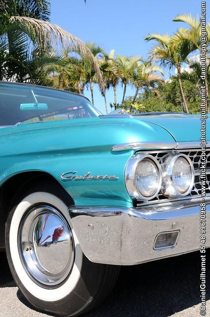 Ford Galaxie 1961 - Florianopolis