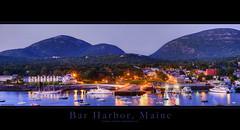 Bar Harbor Themed