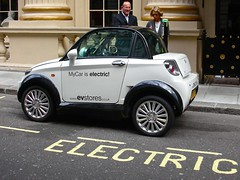 My electric Car!