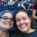 Heather and Helen at Braves game by scpetrel
