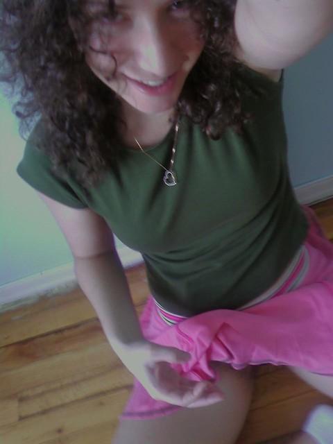 Skirt tease   Flickr - Photo Sharing!