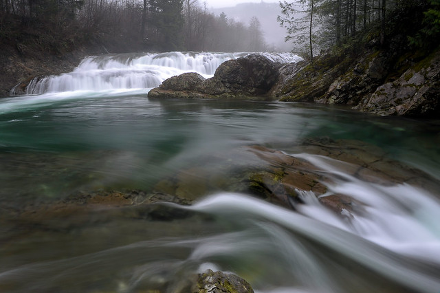 Dougan Falls Washougal River Swimming Hole