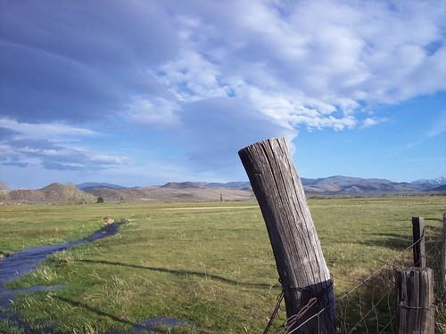 ranch water post nevada pasture carsonvalley oldfencepost