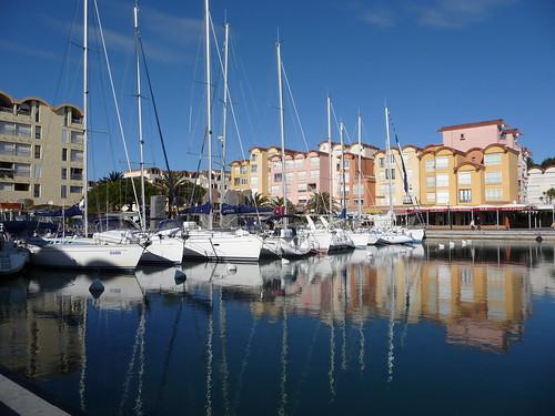 Gruissan Port