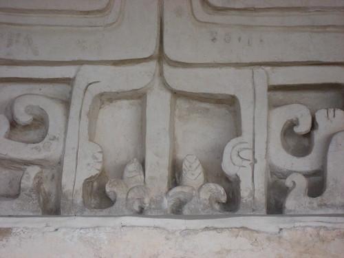Ek Ba'alam maize symbols