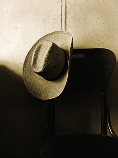 Straw Hat, Window Light