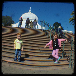 Family, Golden Gate Park
