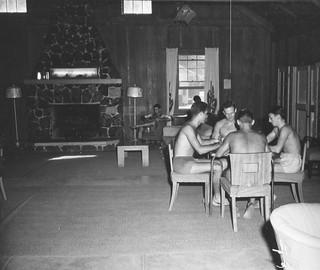 Camp Erdman, Oahu recreation camp for fleet officers 20 June 1945