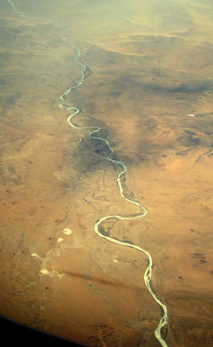 china above sky mountains feet look river flying photo earth air flight skylight down rivers 10000 meters 2009 gol overview birdview mongolian 30000 orkhon гол орхон