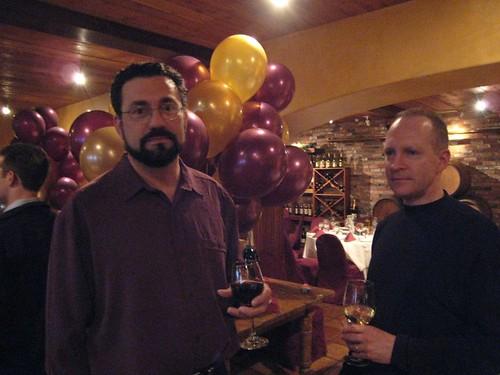 John Steinberg's Birthday Party, Kuleto's T… IMG_7805