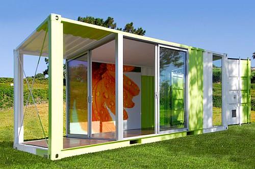 Casas hechas con contenedores reciclados - Casas hechas con contenedores precios ...