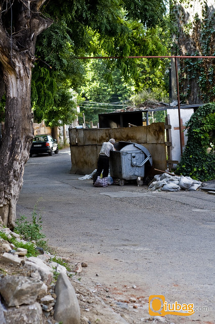 Gruzja i jej mieszkańcy - sytuacja w Tbilisi
