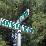 Greenbush Road & Clausland Mountain