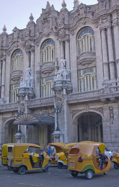 Taxi, Havana Cuba
