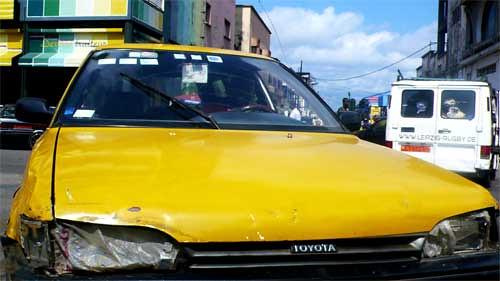 Taxi Douala