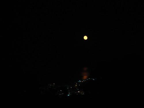 Cariati Luna Piena Sul Mare