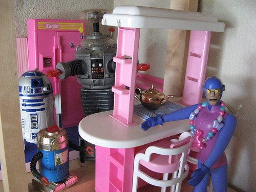Kitchen Robots - Flickr