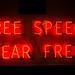 Free Speech Fear Free by Thomas Hawk