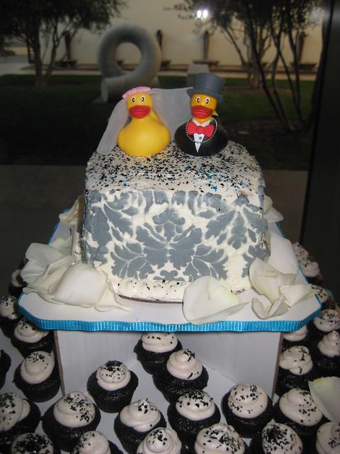 Mini Square Wedding Cake Pans