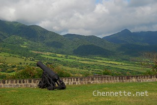 Brimstone Hill Fortress, St Kitts