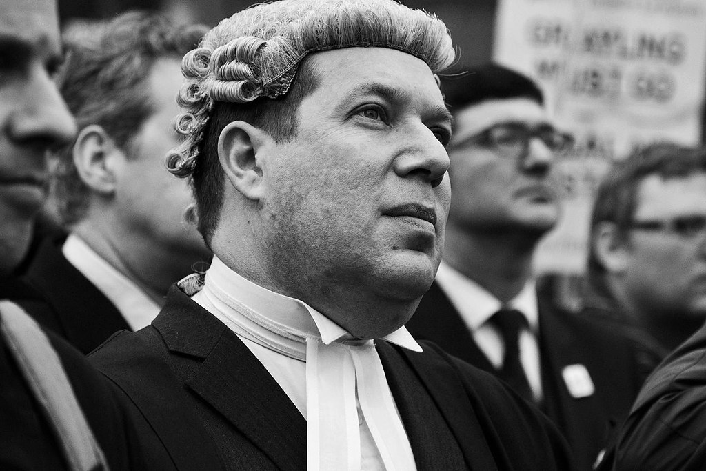 Fight for Legal Aid, Westminster, London, 7 March 2014