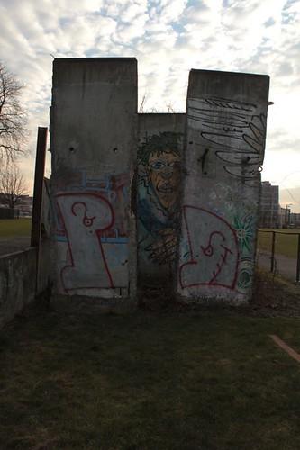 Gedenstätte Berliner Mauer