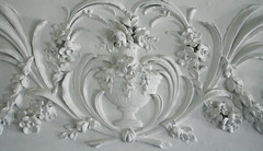 The Mount dining room plaster work 2 by David Dashiell.jpg
