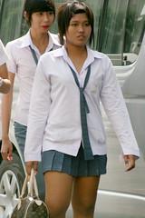 Vocational School Student