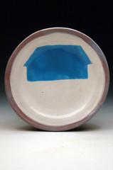 dishware, platter, aqua, pottery, plate, tableware, azure, ceramic, blue, porcelain,