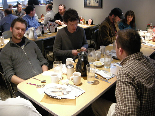 Nashville Geek Breakfast - Feb 2009
