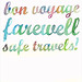 Travel lettering by samlovesherdog