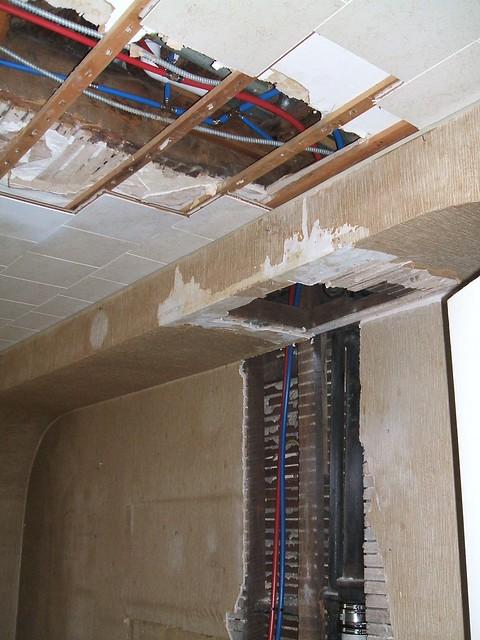 Adding second floor bathroom - Love Plumbing  Remodel of Bellevue