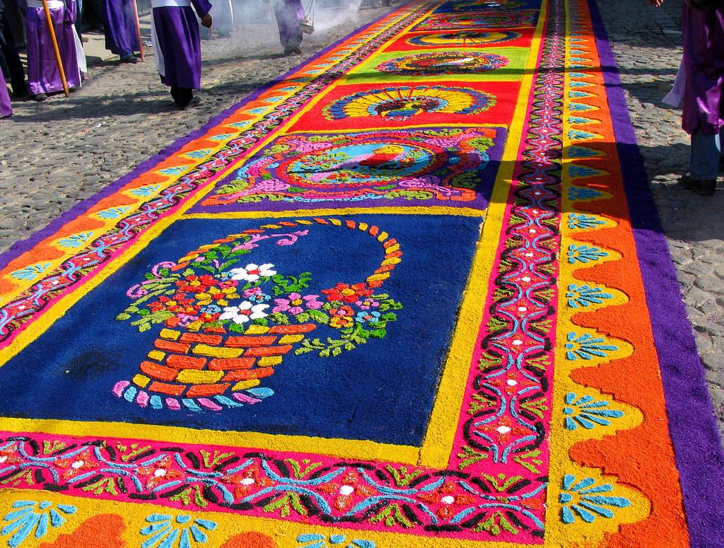 Ciudad de guatemala guatemala de la asunci n page 6 for Alfombras el mundo