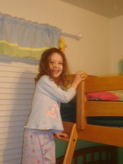 Dance, first day of school and bunk beds