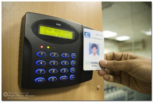 Digital Attendance System [Dhaka, Bangladesh]